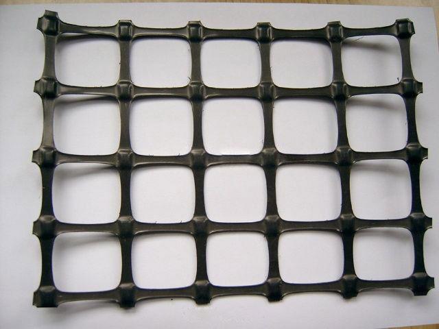 双向拉伸塑料土工格栅