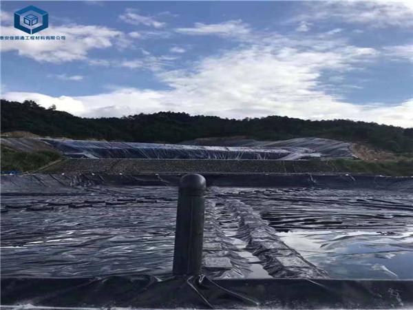 沉淀池防渗膜