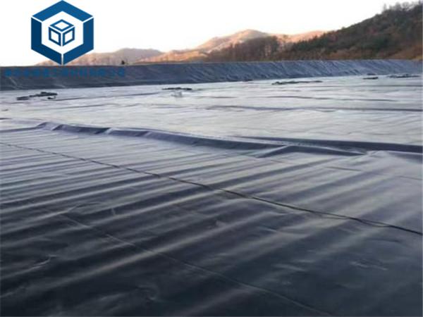 铁矿尾矿防渗膜用于云南尾矿防渗环保项目