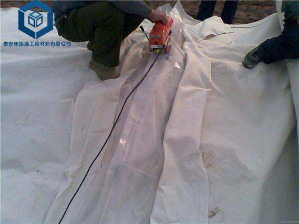 佳路通河道防渗膜应用于青海大通河流域河道治理项目